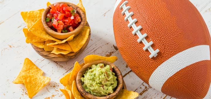 5 Awesome Vegan Snacks For Your Game Day Party