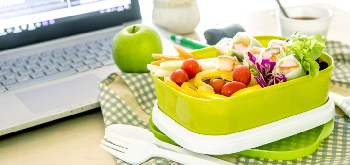 10 Quick Tips For Staying Healthy In The Office