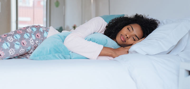 Here's The Best Sleeping Position For Your Body