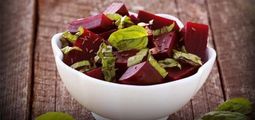 Moroccan Beet Salad