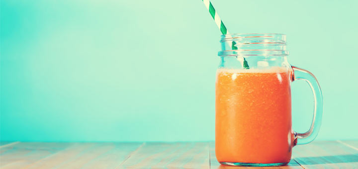 Drink This Juice For Beautiful Skin
