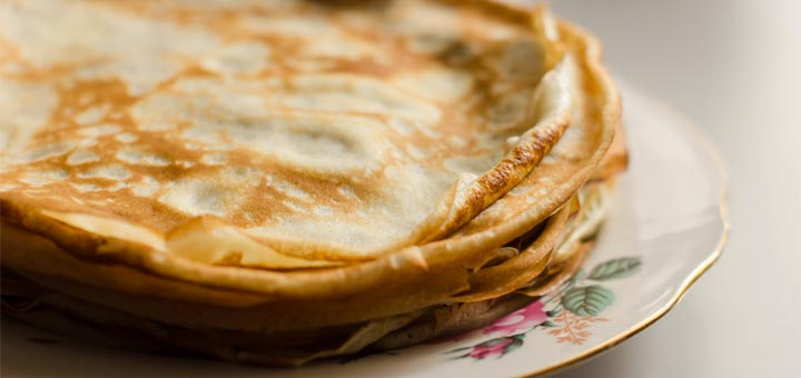 Chickpea Crepes That Only Have 3 Ingredients