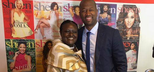 Dherbs CEO, A.D. Dolphin, Honored At Sheen Magazine's Kimmie Awards