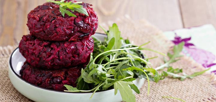 Raw Dehydrated Burgers You Can't Beet