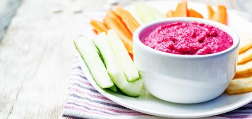 You Have To Try This Un-Beet-Able Hummus