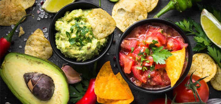 Five Layer Dip To Enjoy While Cleansing