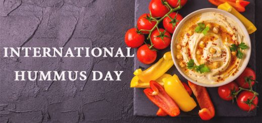 Get Your Dip On For International Hummus Day 2018