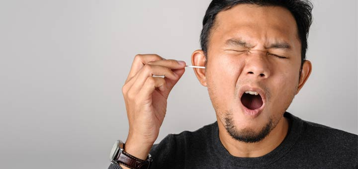 5 Things Your Earwax Says About Your Health
