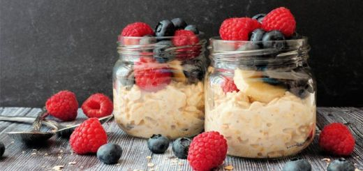 Three Ways To Do Overnight Oats For Summer Mornings