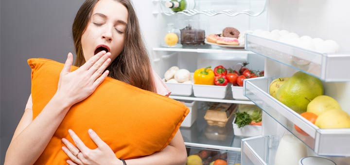 How To Eat Your Way To A Healthier Night's Sleep
