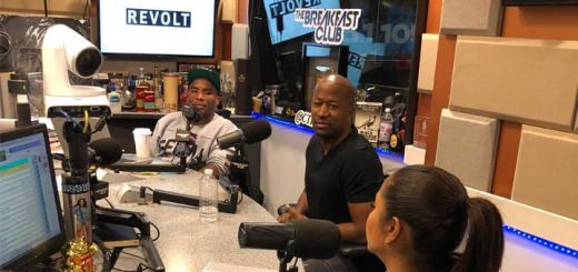 Dherbs CEO Talks Cleansing With The Breakfast Club