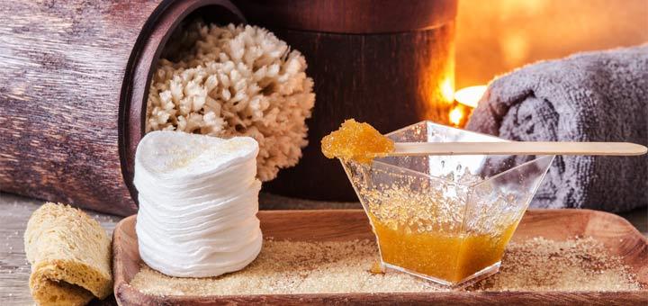 Easy To Make Vanilla Brown Sugar Scrub