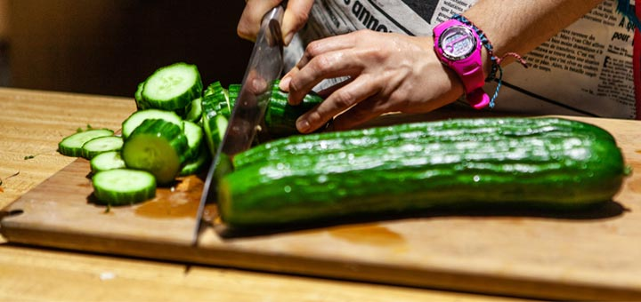 Cucumbers Have Some Pretty Cool Benefits