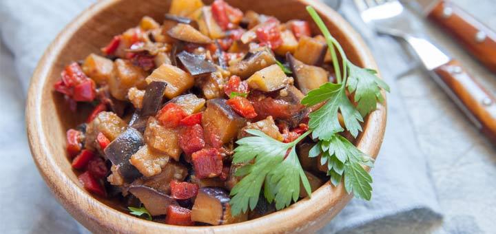 Eggplant Caponata That Is Paleo & Vegan