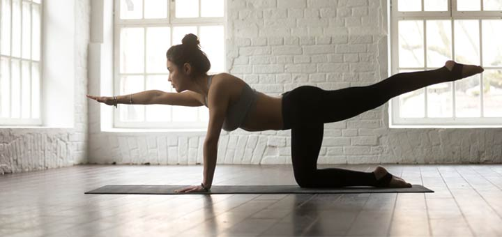 The Best Stretches & Exercises For Lower Back Pain