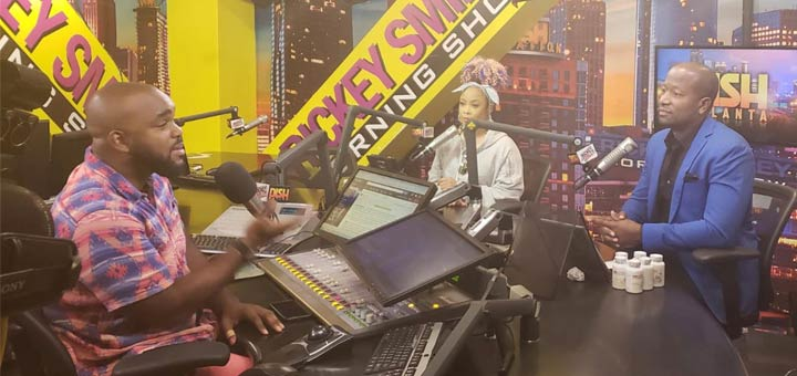 Dherbs CEO Dishes Out Healthy Information On Dish Nation