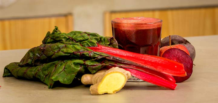 Help Reduce Inflammation With This Beet Juice
