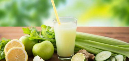Belly Busting Detox Green Juice