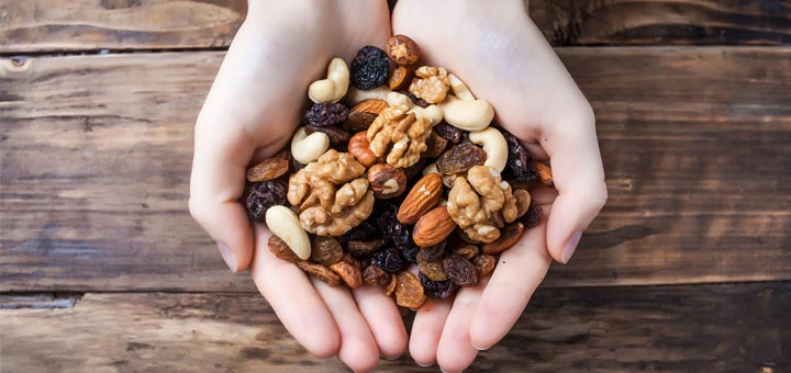 Mix It Up On National Trail Mix Day 2018
