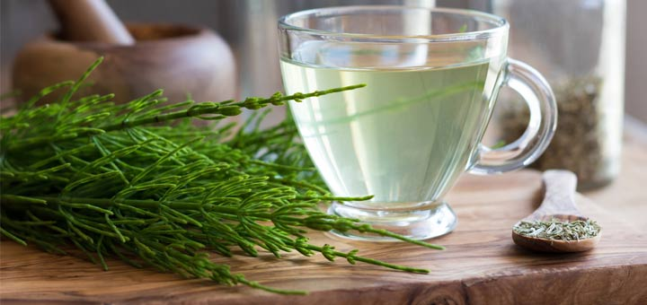 This Herb Supports Joint, Hair, Nail, And Skin Health