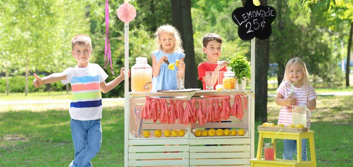Refresh Your Palate On National Lemonade Day