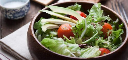 A Raw Take On A Taco Salad
