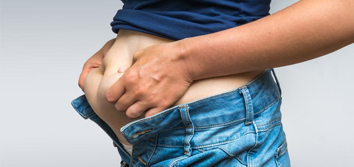 Melt Stomach Fat By Eating These Foods
