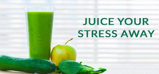 Drink This Juice To Help Relieve Stress