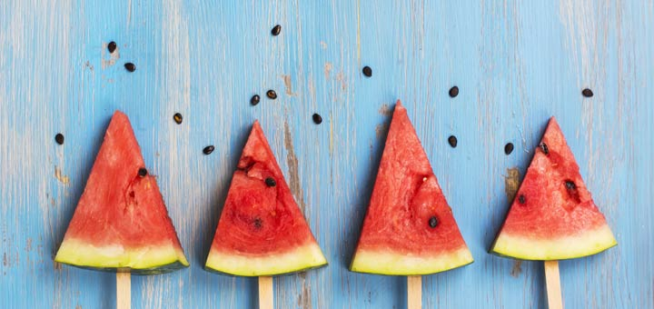 Here's Why You Should Be Eating Watermelons