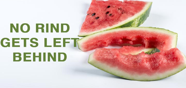3 Awesome Watermelon Rind Recipes