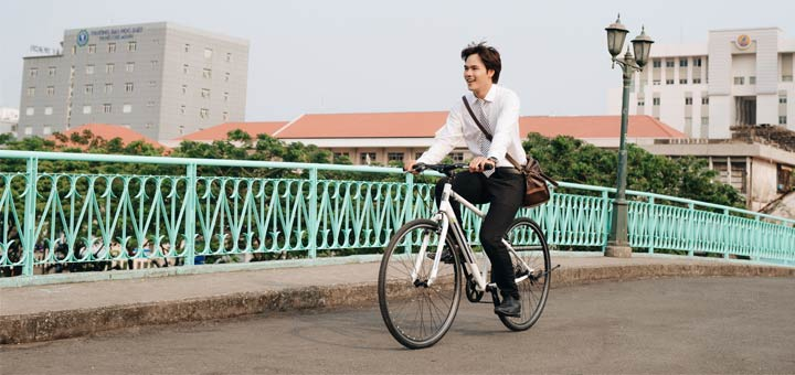 Ditch The Keys For World Car Free Day