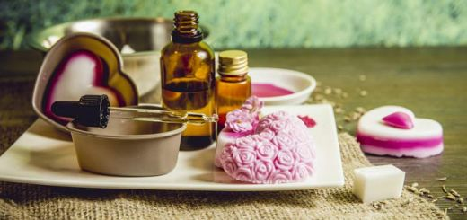 Time For Some Self-Care With This DIY Spa Trio