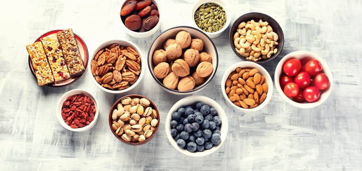 5 Healthy Snacks With 150 Calories Or Less