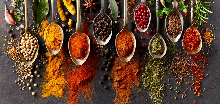 7 Spices You Need In Your Kitchen