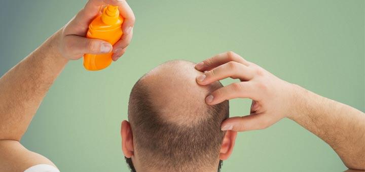 Ginger Hair Spray For Healthy Hair Growth