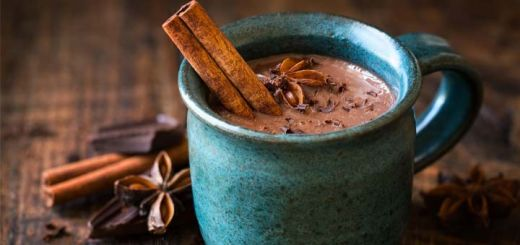 Turmeric Hot Chocolate