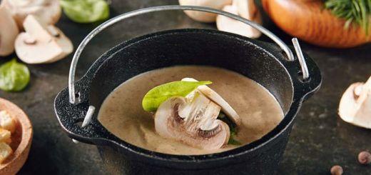 Raw Mushroom Gravy