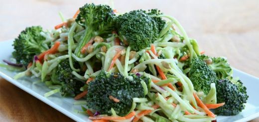Shredded Broccoli Slaw