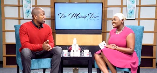 A.D. Dolphin Shares Health Tips On The Melody Trice Show