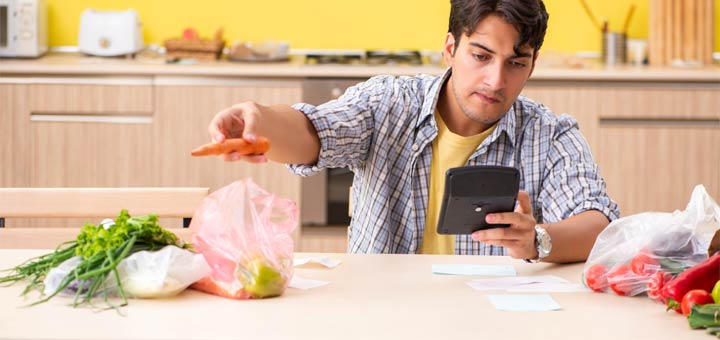 5 Tips For Eating Healthy On A Budget