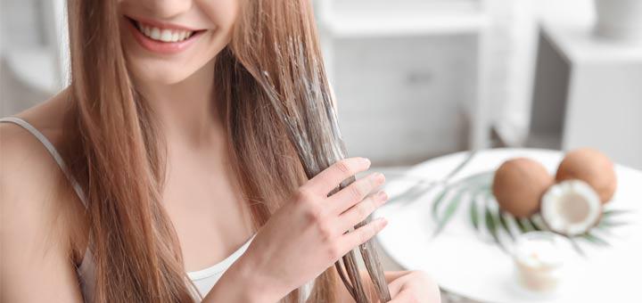 The 3 Best DIY Coconut Oil Hair Treatments