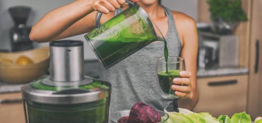 8 Juice Combinations That Help To Cleanse The Body