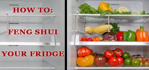 Kitchen Feng Shui: A Recipe For A Healthy Fridge