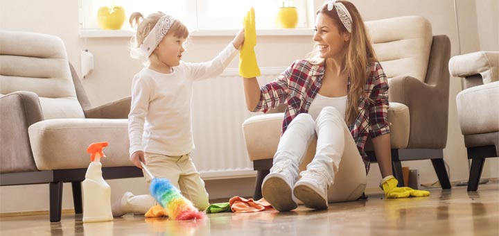 A Fresh Start: Spring Cleaning The Natural Way