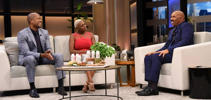 Melody Trice Opens Up About Her Health Struggles On Steve TV