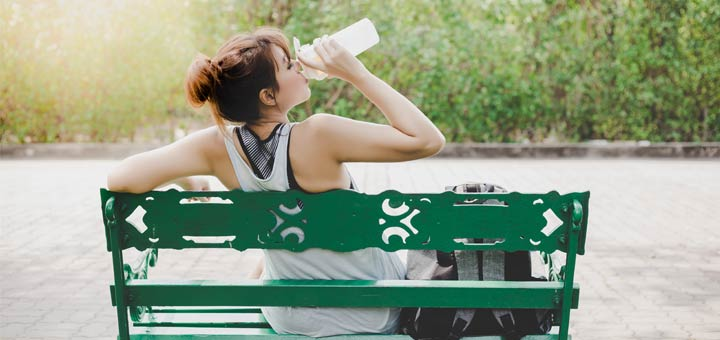 Replace Sugary Sports Drinks With DIY Electrolyte Drinks