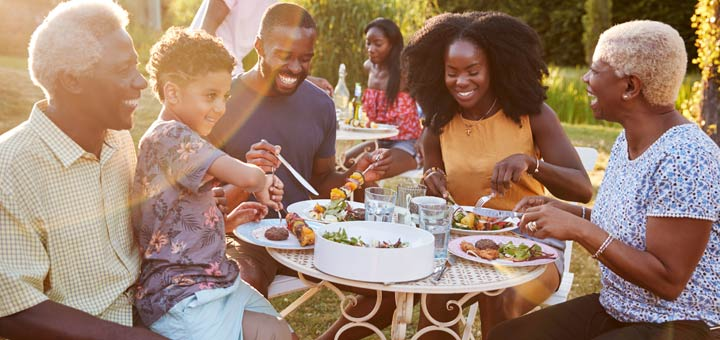 Here's Why The Juneteenth Feast Includes Red Food & Drink