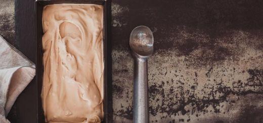 2 Ingredient Chocolate Banana Ice Cream