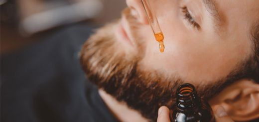 4 Ingredient DIY Beard Oil Recipe