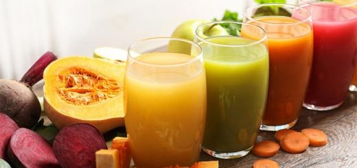 4 Juices To Help Reduce High Blood Pressure